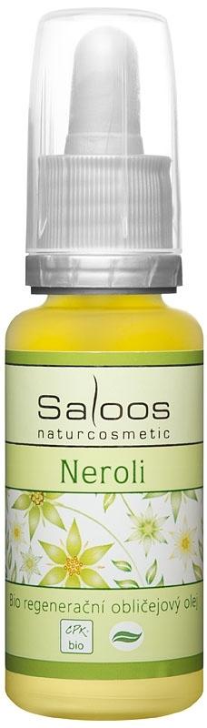 Saloos Bio Neroli - regenerační obličejový olej 20ml