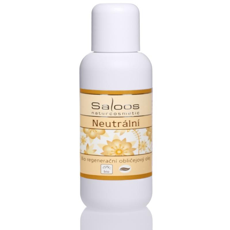 Saloos Bio Neutrální - regenerační obličejový olej 20ml