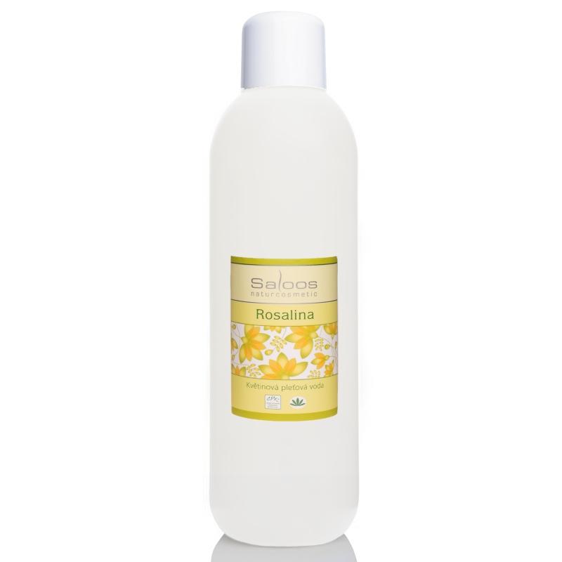 Saloos Rosalina - květinová pleťová voda Balení: 1000 ml