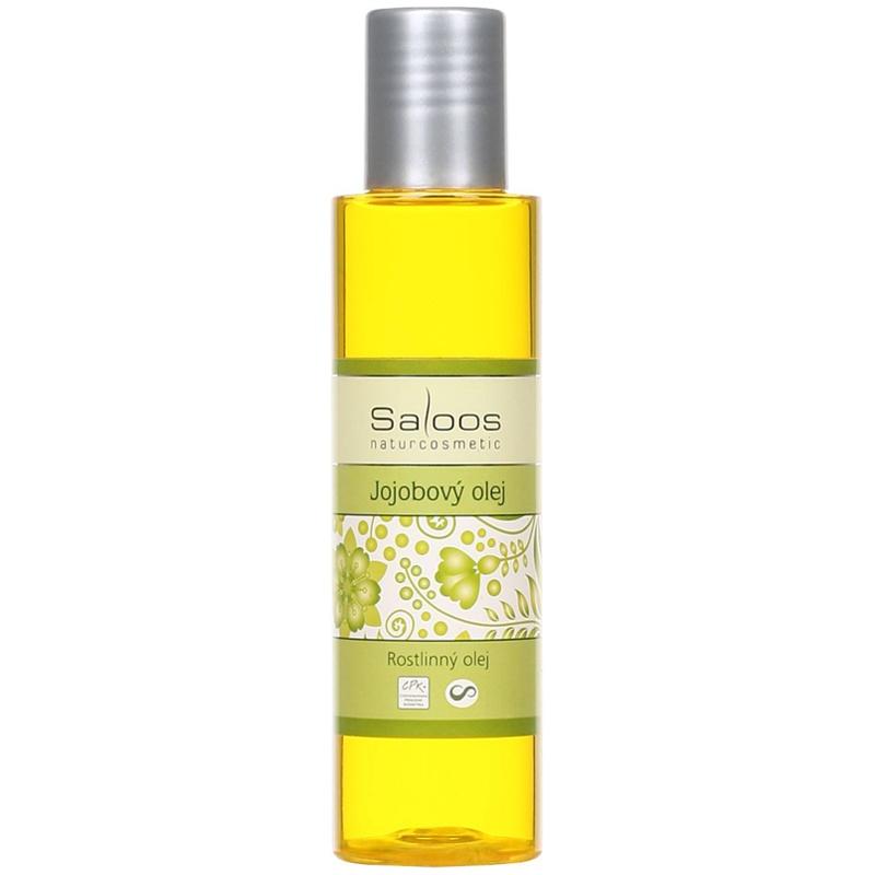 Saloos Jojobový olej lisovaný za studena Balení: 125 ml