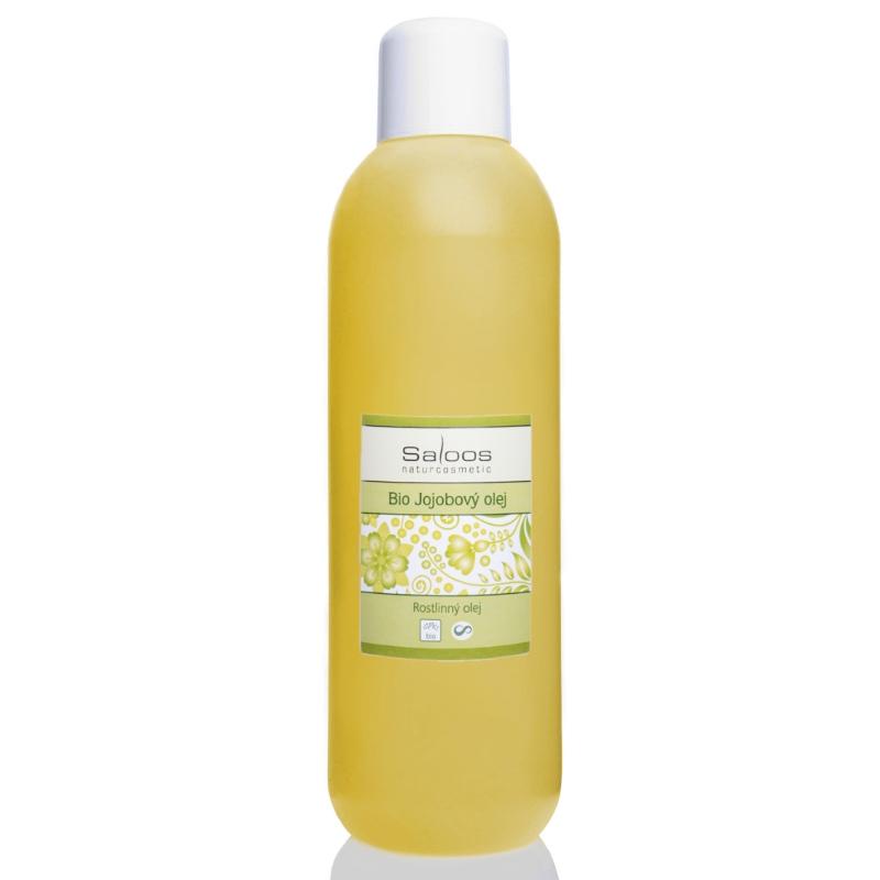 Saloos Jojobový olej lisovaný za studena Balení: 1000 ml