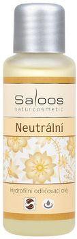 Saloos Neutrální hydrofilní odličovací olej 50ml