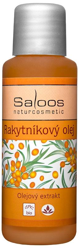 Saloos Bio Rakytníkový olej (olejový extrakt) Balení: 50 ml