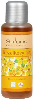 Saloos Bio Třezalkový olej (olejový extrakt) 50 ml