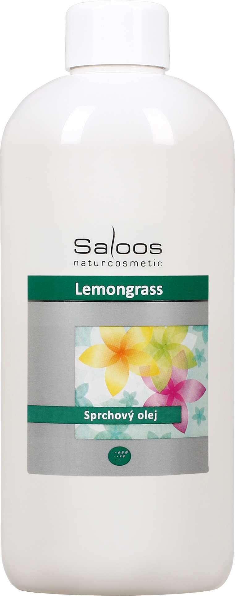 Saloos Lemongrass - sprchový olej Balení: 500 ml