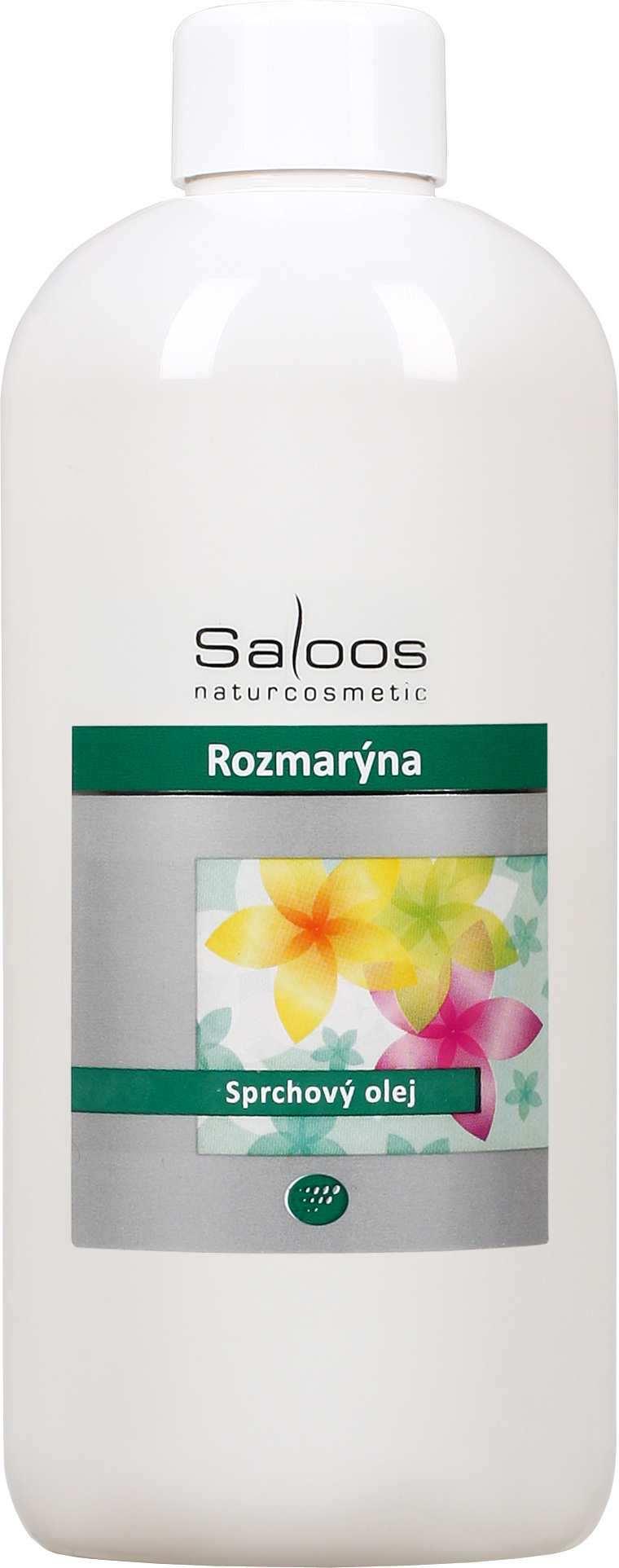 SALOOS Rozmarýna - sprchový olej Balení: 500 ml