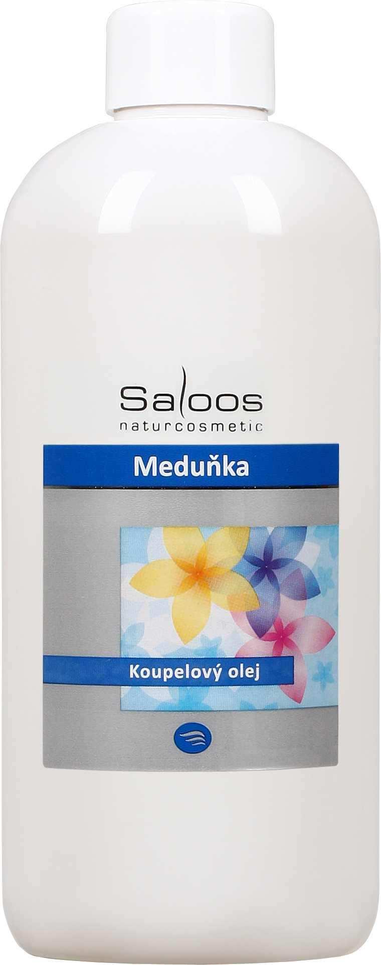 Saloos Meduňka - koupelový olej Balení: 500 ml