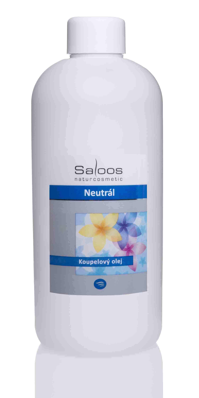 Saloos Neutrální - koupelový olej Balení: 500 ml