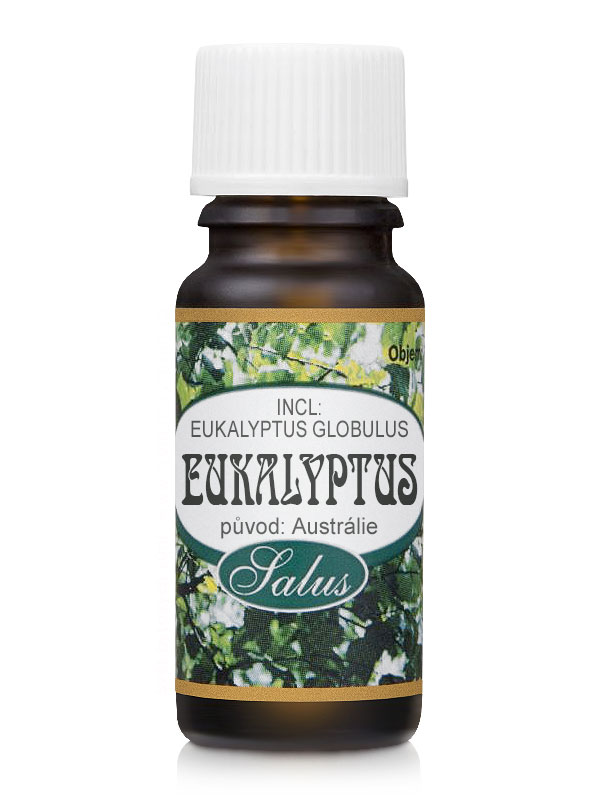 Saloos Eukalyptus (Austrálie) - esenciální olej 10ml