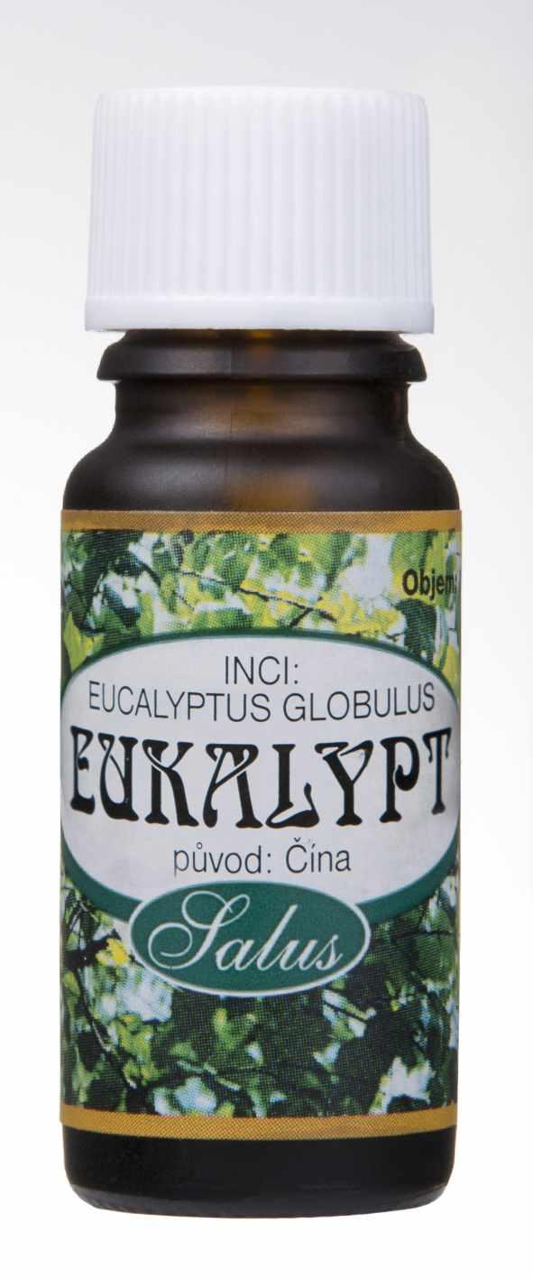 Saloos Eukalyptus (Čína) - esenciální olej 10ml