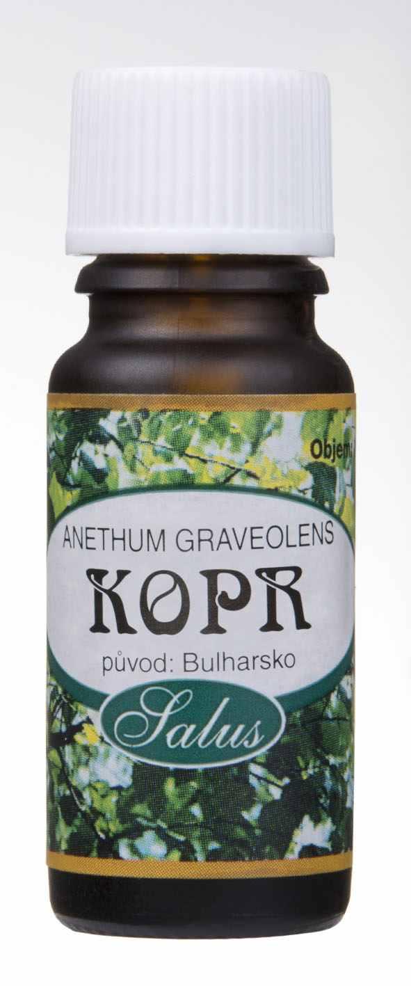 Saloos Kopr - esenciální olej 10ml