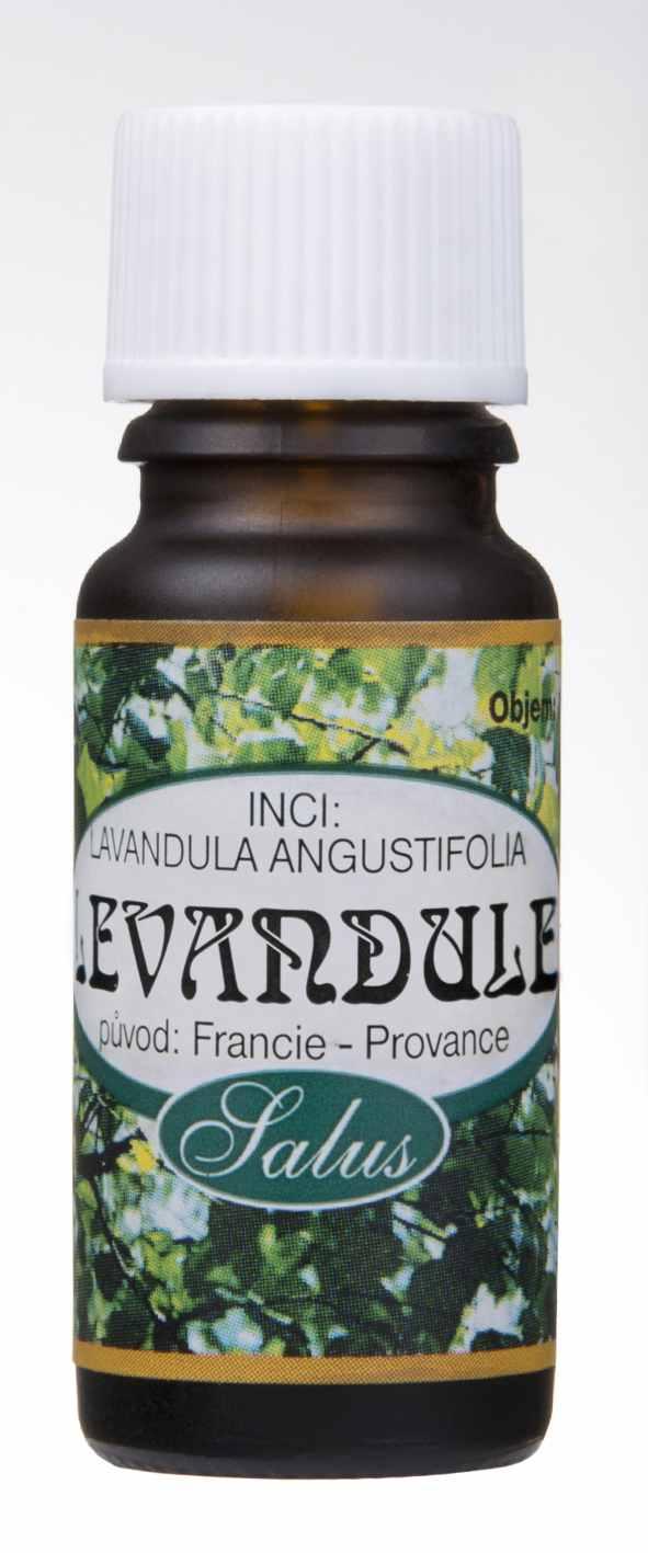 Saloos Levandule - esenciální olej 10ml