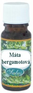 Saloos Máta bergamotová - esenciální olej 5ml