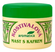 Aromatica Kostivalová mast s kafrem 50 ml