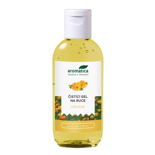 Aromatica Antibacterial hand gel Calendula 75 ml
