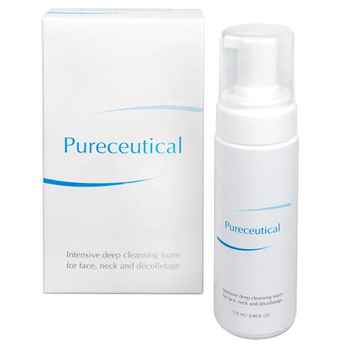 Herb Pharma Pureceutical - intenzivní hloubková čistící pěna na tvář, krk a dekolt 125 ml