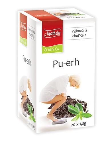 Apotheke Pu-erh čaj 20x1.8g