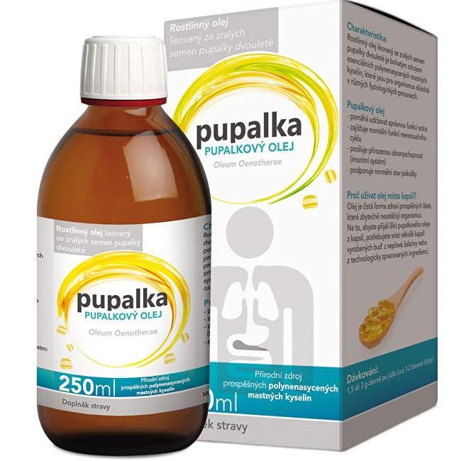 Simply You Pupalkový olej 250 ml