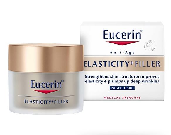 Eucerin Noční krém Elasticity+Filler? 50 ml