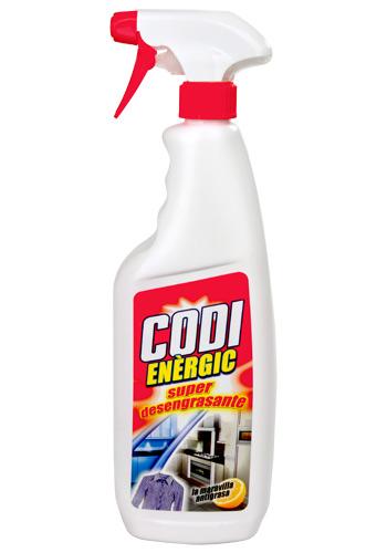 Finclub Univerzální odmašťovač Codi Energic 750 ml