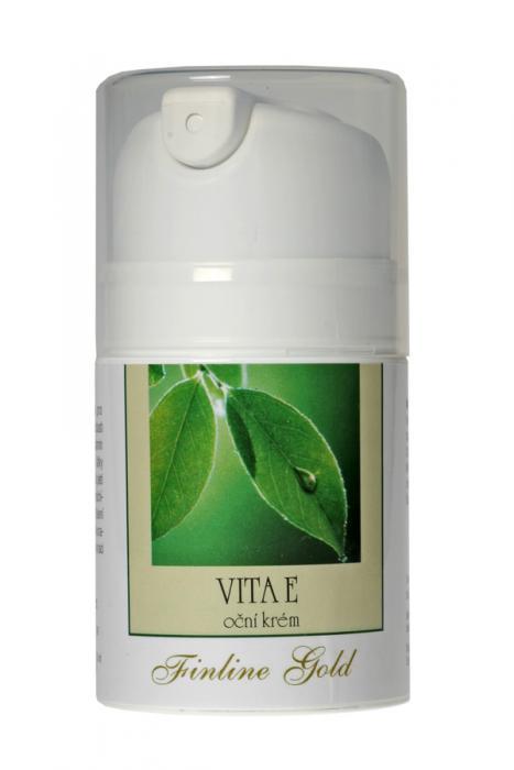 Finclub Vita E oční krém 50 ml