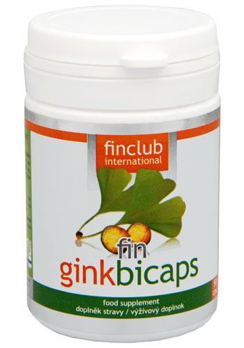 Finclub Fin Ginkbicaps 50 kapslí