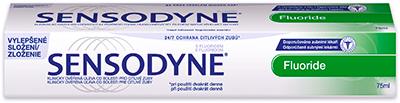 GlaxoSmithKline Sensodyne Fluoride zubní pasta 75 ml