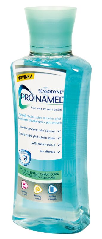 GlaxoSmithKline Sensodyne Pronamel ústní voda 250 ml