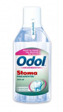 GlaxoSmithKline Odol Stoma Paradentol ústní voda bez alkoholu 250 ml