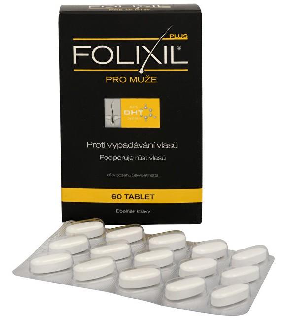 SALUTEM Pharma Folixil PLUS pro muže 60 tbl.