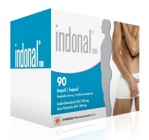 Synergia Indonal Man 90 kapslí
