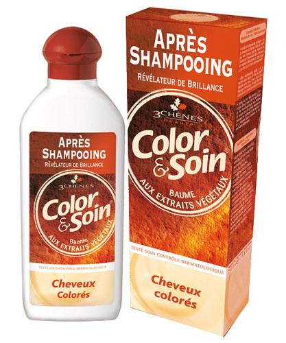 Les 3_chenes Barva a Péče Balzám na vlasy 250 ml