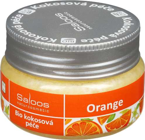 Saloos Bio kokosová péče Orange 100ml