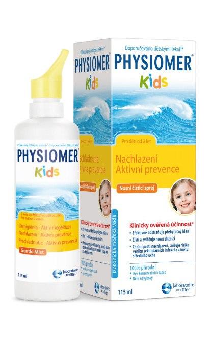 Physiomer Kids 115 ml