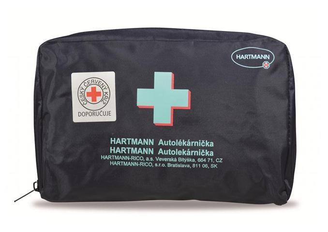 Hartmann Autolékárnička modrá