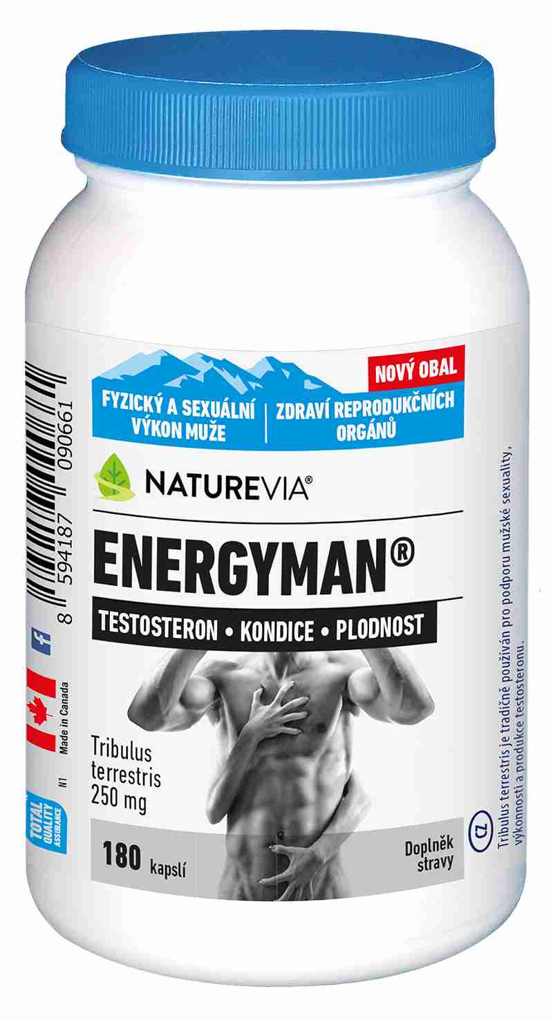 Swiss Herbal Remedies Ltd Swiss Energyman 60 tbl.