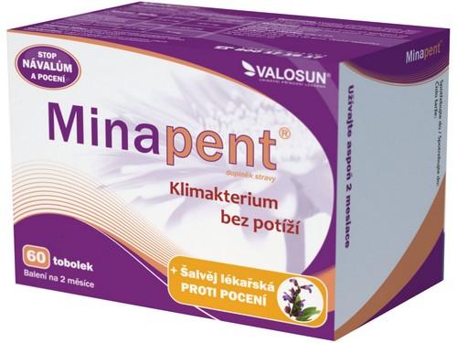 Valosun Minapent se šalvějí 60 tob.