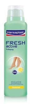 Eucerin HANSAPLAST antiperspirant spray Fresh active na nohy 150ml