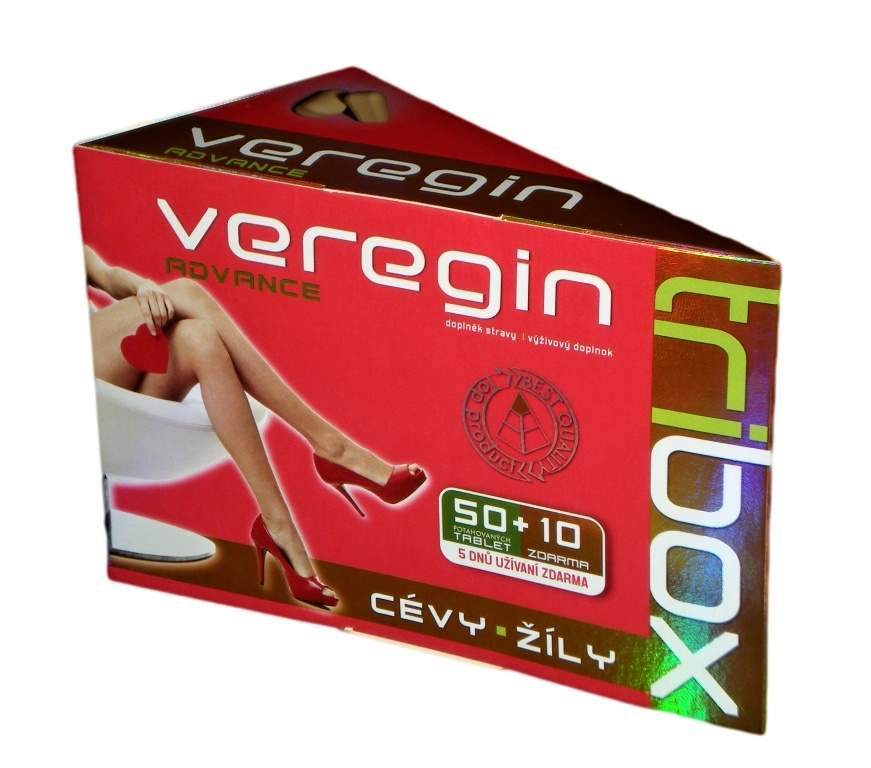 Rapeto Veregin Advance Tribox 60 tbl.