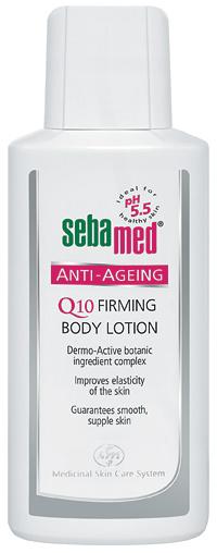 Sebamed Anti-age zpevňující tělové mléko s Q10 200ml