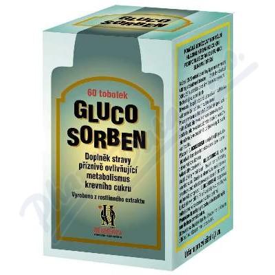 Hermeopa s.r.o. Glucosorben 60 tob.