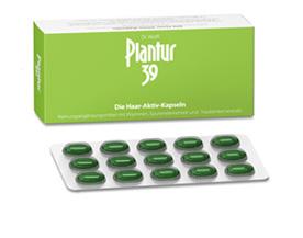 Dr. Kurt Wolff Plantur39 Aktivní kapsle pro vlasy 60 kapslí