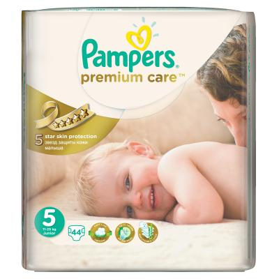 Procter&Gamble PAMPERS Premium Care 5 junior 11 - 18 kg 44 kusů