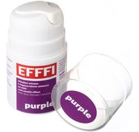 EFFFI purple emulze - regenerace kůže 50 ml