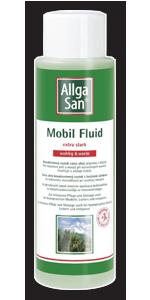 Allga San Mobil roztok extra silný hřejivý 250 ml