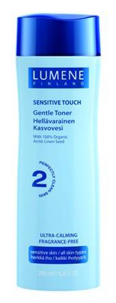 Lumene Toner Cleansing Sensitive Touch 200 ml