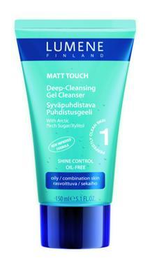Lumene Vyvážený gel na čistění Cleansing Matt Touch 150 ml