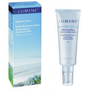 Lumene Denní hydratační mléko Sensitive Touch 50 ml