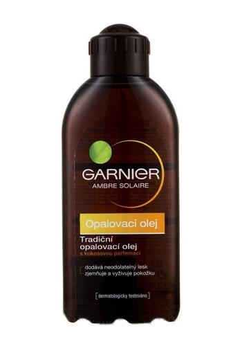 Garnier Kokosový opalovací olej Ambre Solaire 200 ml
