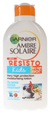 Loreal Paris Garnier Opalovací mléko pro děti OF 50+ Ambre Solaire 200 ml